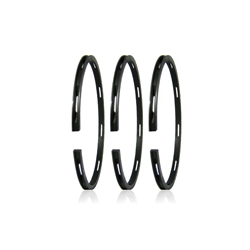 Double-Beveled Oil Ring, Miniature aircraft piston ring, Ship piston ring, Outboard engine piston ring, ATV piston ring, Taiwan, China